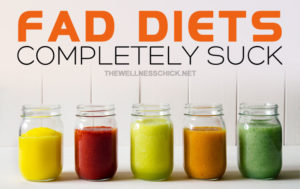 Fad Diets – Can Fad Diets Help You to Lose Weight?