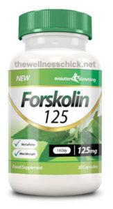 forskolin 125
