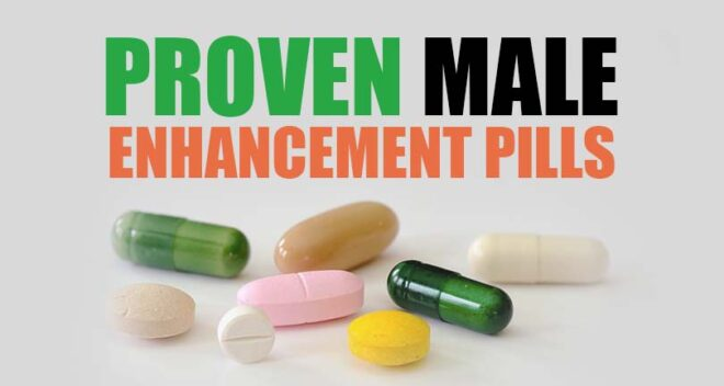 proven male enhancement pills